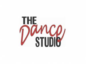 the dance studio logo