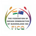 federation of indian communities qld logo