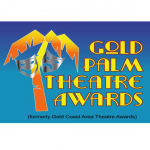 gold coast theatre awards logo